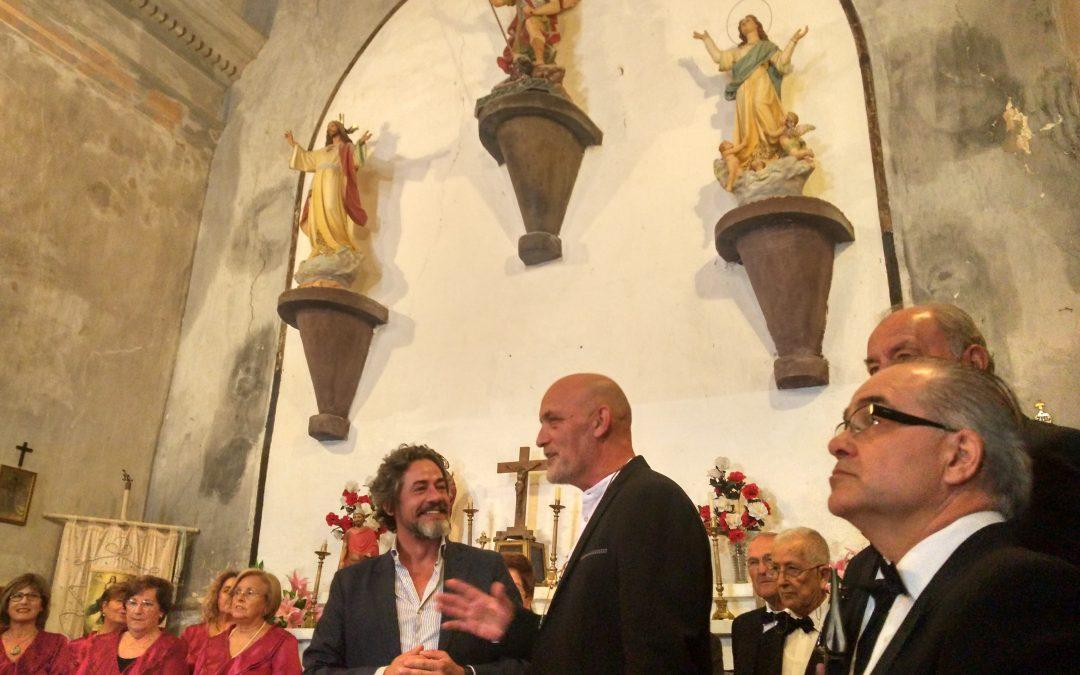 El Festival En Clave de Aragón, más de 200 personas en su acto inaugural