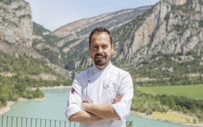 Rubén Pertusa ofrecerá un Show-cooking en los jardines de Abadía Samitier