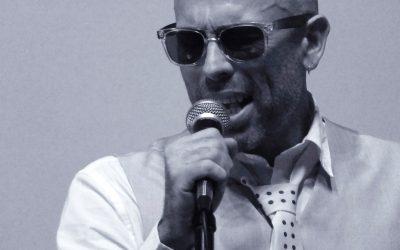 Sergio Muro, creador poliédrico, en Muro de Roda