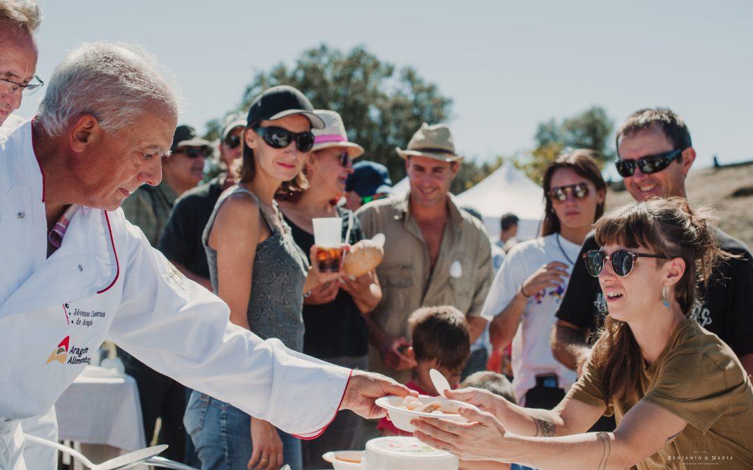 Nuevo éxito de convocatoria del festival En Clave de Aragón