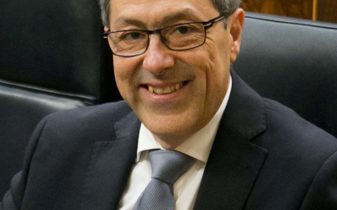 """Armando Serrano: """"La ganadería de montaña fija población"""""""