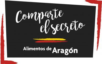 Comparte el Secreto, más presencia de alimentos de Aragón en el festival