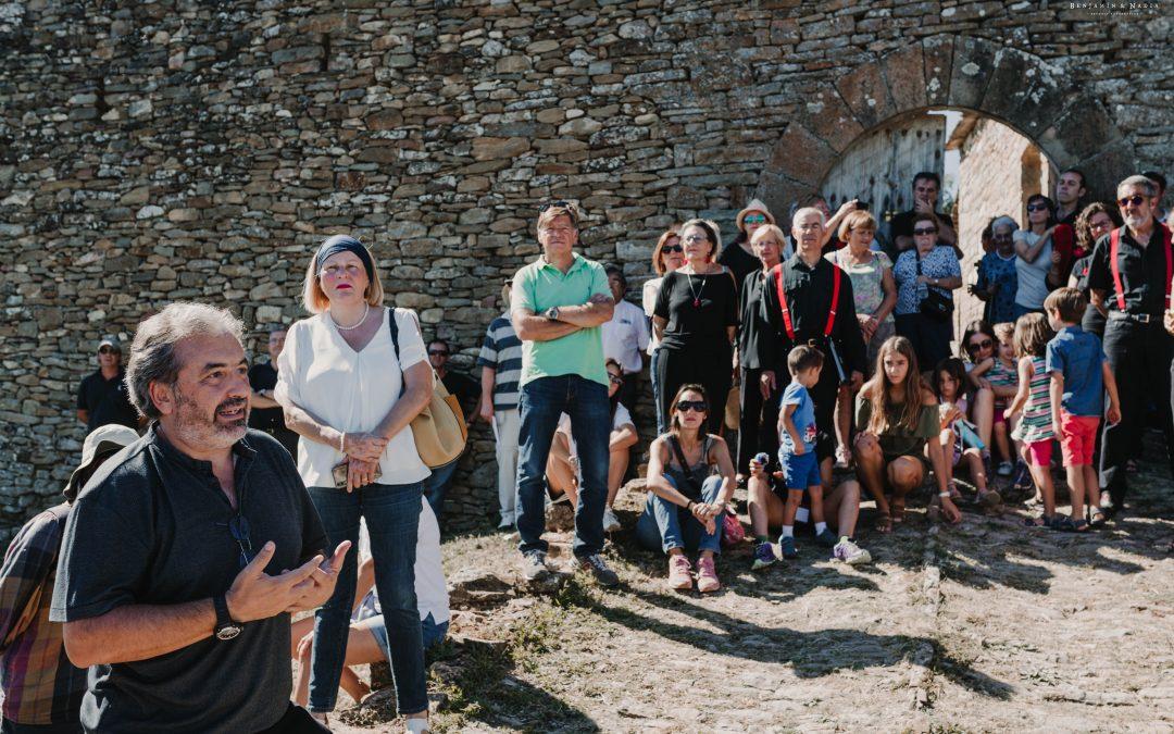 Exclusiva visita guiada al patrimonio artístico de Palo de la mano de José Luis Acín