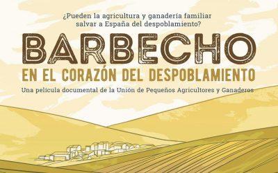 """Agenda 26 de septiembre: No te pierdas la proyección de """"Barbecho"""" y participa en su cineforum"""
