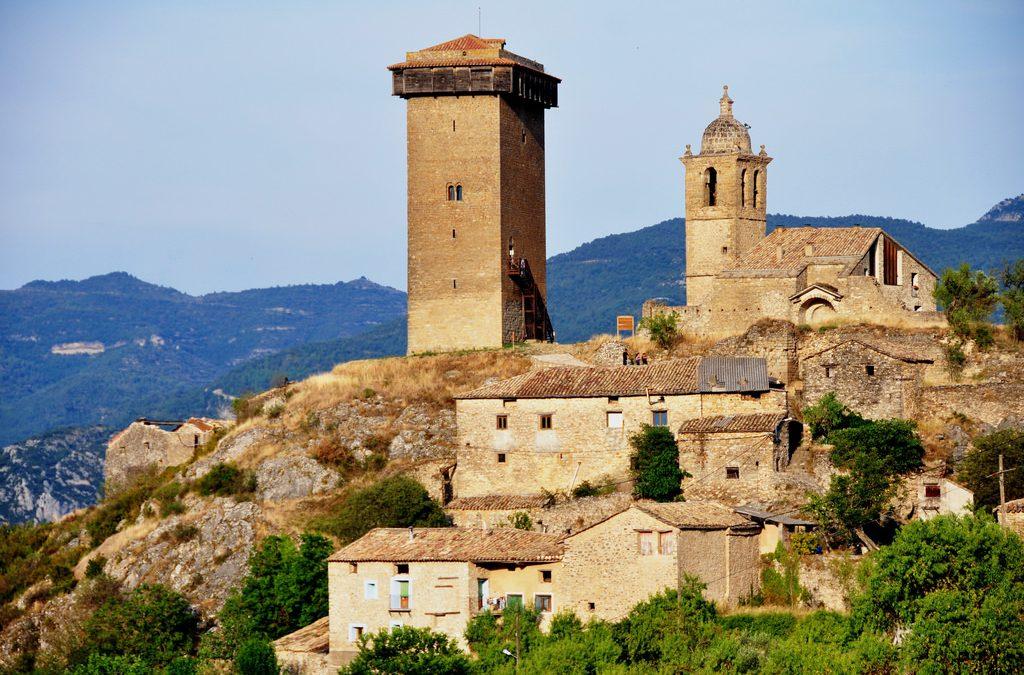 ¡Aviso! Última hora, cambio de escenario: Abizanda será la sede de En Clave de Aragón 2020