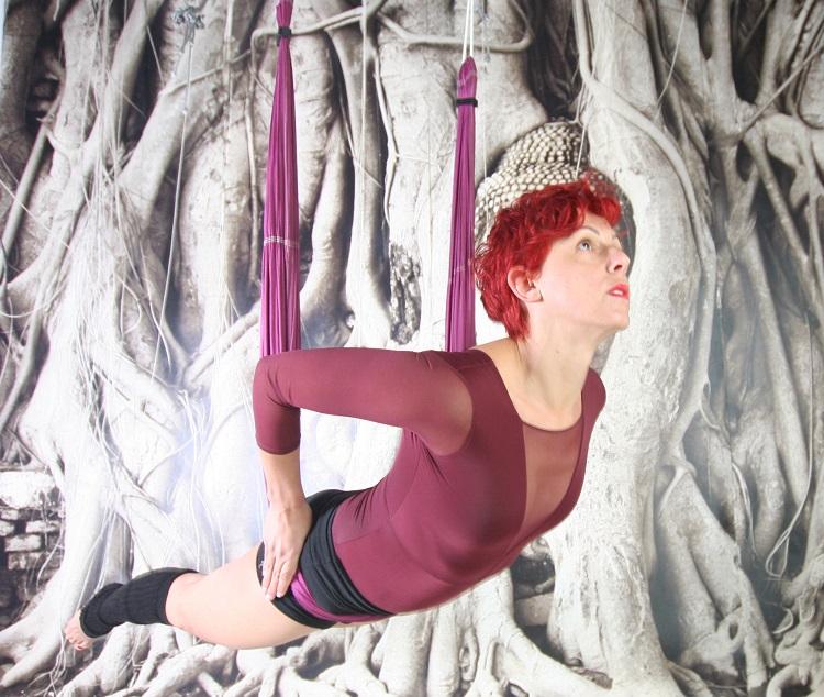 Agenda 27 de septiembre: ¿Crees que lo has visto todo?: Danza aérea con violonchelo