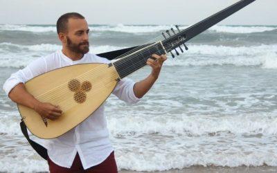 """Agenda 26 de septiembre: Fran López ofrecerá un """"paseo barroco"""" con el sonido de la tiorba"""