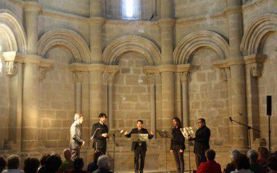 Programa: Schola Cantorum Paradisi Portae, o la tradición de las melodías gregorianas