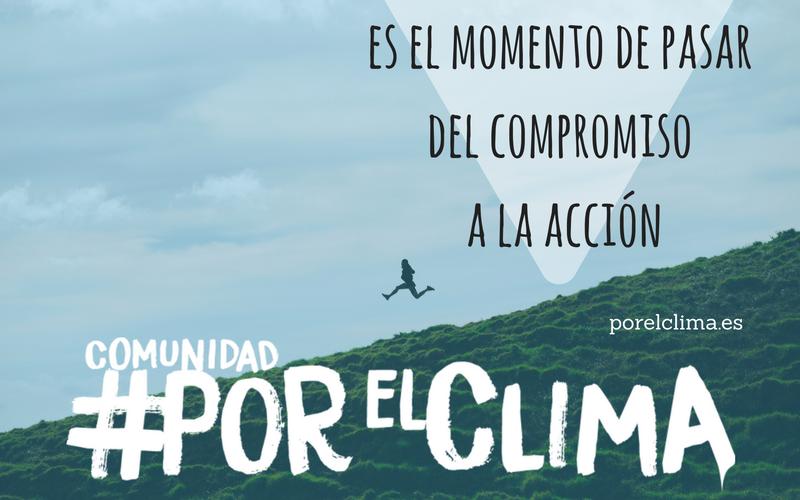 En Clave de Aragón, en la Comunidad #PorElClima