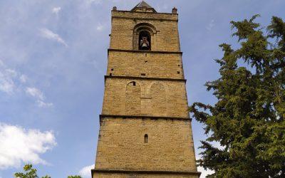 La torre más alta del Sobrarbe se encuentra en Coscojuela
