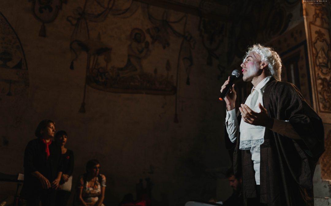Sergio Muro regresa un año más al Festival En Clave de Aragón